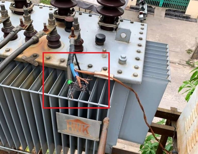 Bắt thợ cơ khí cắt trộm dây điện tại 13 trạm biến áp để bán đồng nát - 1