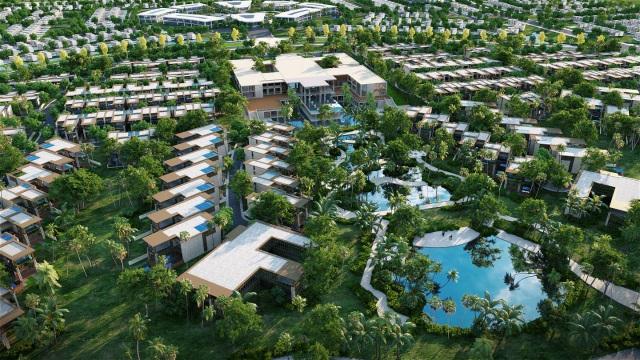 Bất động sản nghỉ dưỡng miền Trung hút khách: Ẩn số từ nhân tố mới - 1