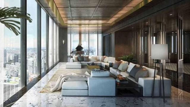 Bên trong căn hộ đắt nhất Singapore vừa được tỷ phú người Anh mua trị giá 43,5 triệu bảng - 2