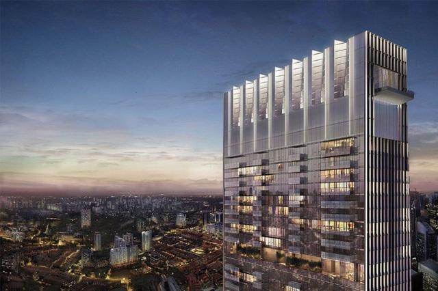 Bên trong căn hộ đắt nhất Singapore vừa được tỷ phú người Anh mua trị giá 43,5 triệu bảng - 4