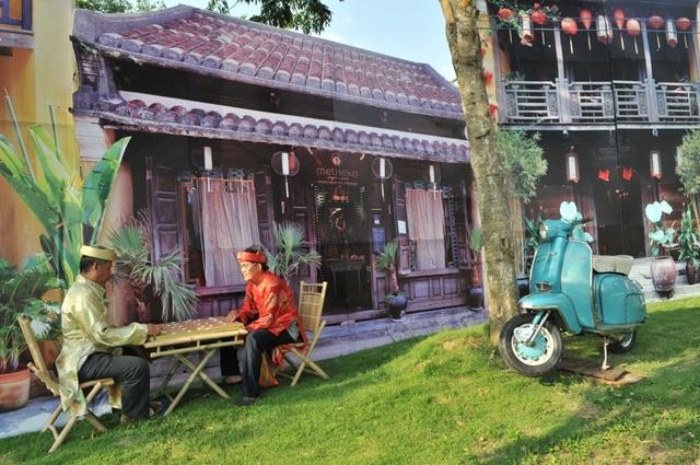 Ngắm phố cổ Hội An giữa lòng thành phố Đồng Tháp - 7