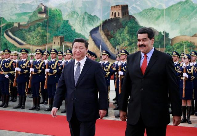 """Lầu Năm Góc tính cách chặn ảnh hưởng """"chưa từng có"""" của Trung Quốc tại Nam Mỹ - 2"""