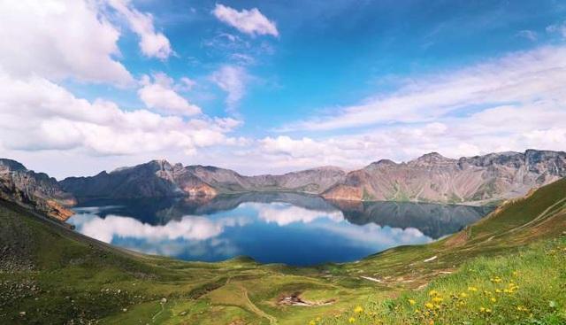 Ảnh độc: Triều Tiên đẹp như thiên đường khiến thế giới ngỡ ngàng - 1