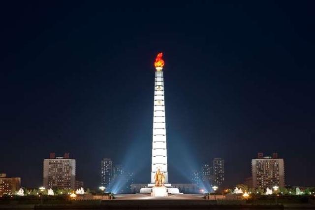 Ảnh độc: Triều Tiên đẹp như thiên đường khiến thế giới ngỡ ngàng - 2