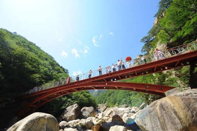 Ảnh độc: Triều Tiên đẹp như thiên đường khiến thế giới ngỡ ngàng - 5
