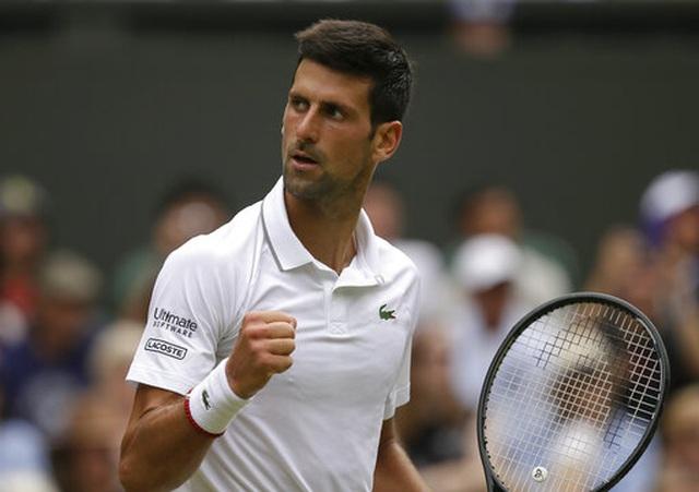 Federer đối đầu với Nadal ở bán kết Wimbledon 2019 - 1