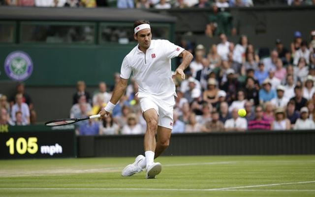Federer đối đầu với Nadal ở bán kết Wimbledon 2019 - 2