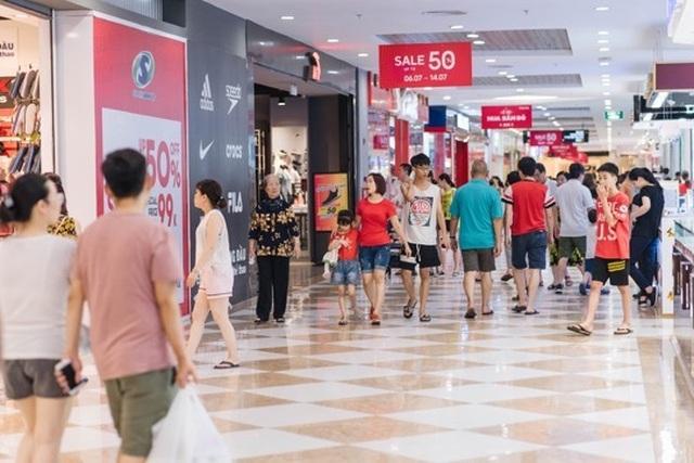 Các thương hiệu Việt nâng mức giảm giá vượt ngưỡng 50% tại Vincom Red Sale 2019 - 2