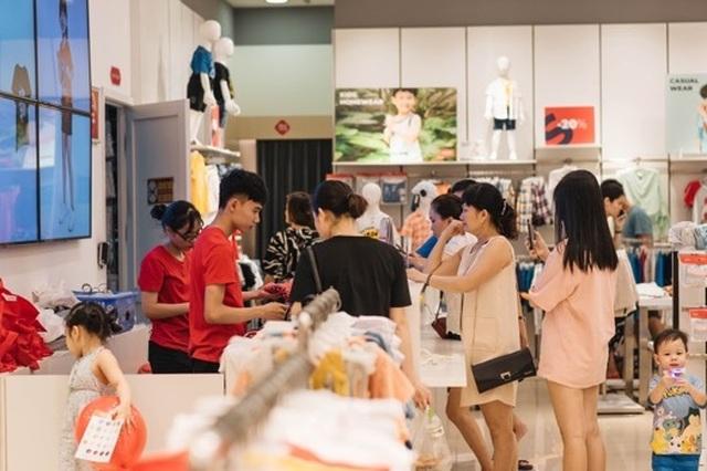 Các thương hiệu Việt nâng mức giảm giá vượt ngưỡng 50% tại Vincom Red Sale 2019 - 4