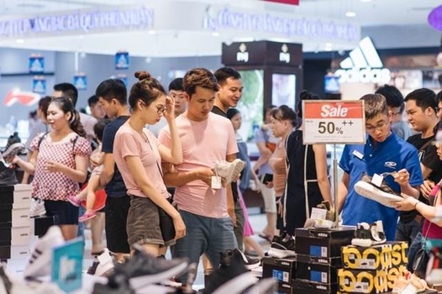 Các thương hiệu Việt nâng mức giảm giá vượt ngưỡng 50% tại Vincom Red Sale 2019 - 5