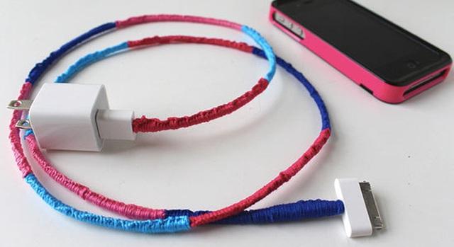 5 cách bảo vệ dây sạc điện thoại được bền hơn - 4