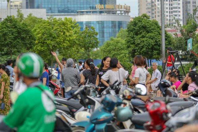 Hỏa hoạn tại chung cư tái định cư ở Hà Nội - 7