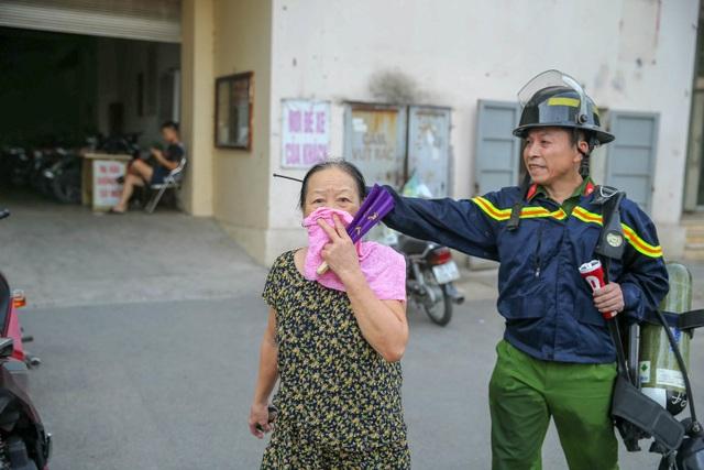 Hỏa hoạn tại chung cư tái định cư ở Hà Nội - 4
