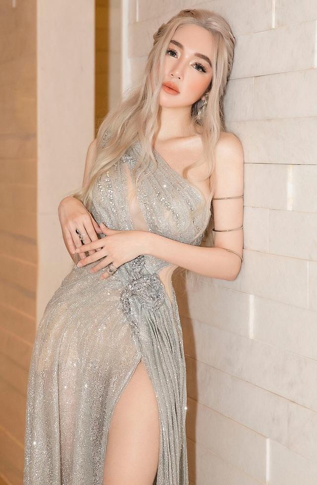 Elly Trần quyến rũ với tạo hình Mẹ Rồng trong Trò chơi vương quyền - 7