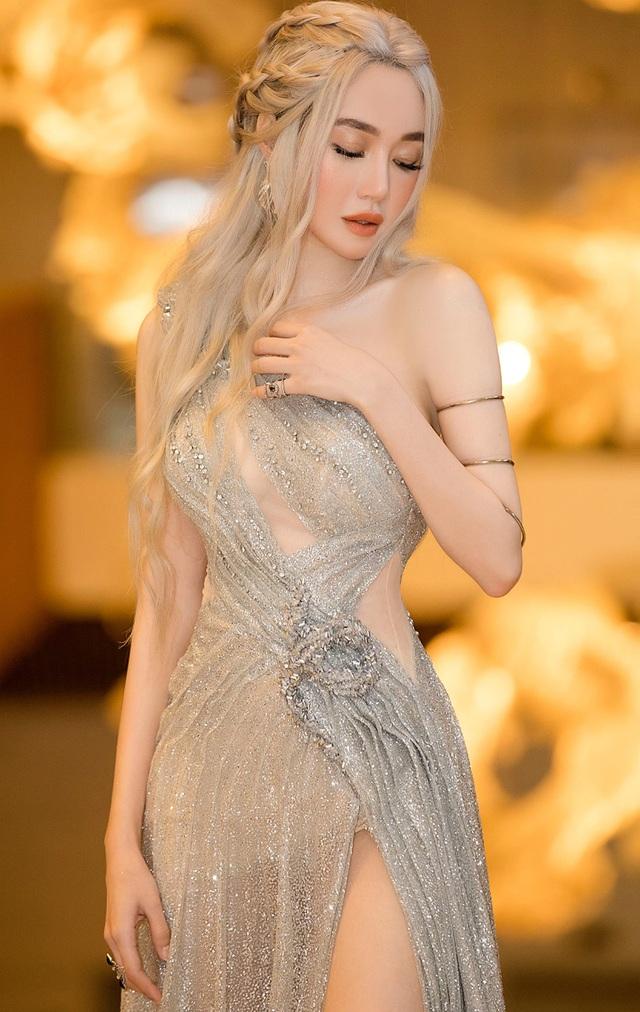 Elly Trần quyến rũ với tạo hình Mẹ Rồng trong Trò chơi vương quyền - 5