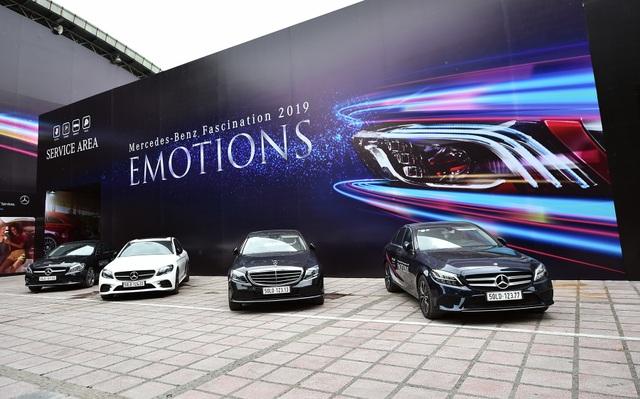 Triển lãm Mercedes-Benz Fascination 2019 - Cảm xúc thăng hoa - 2
