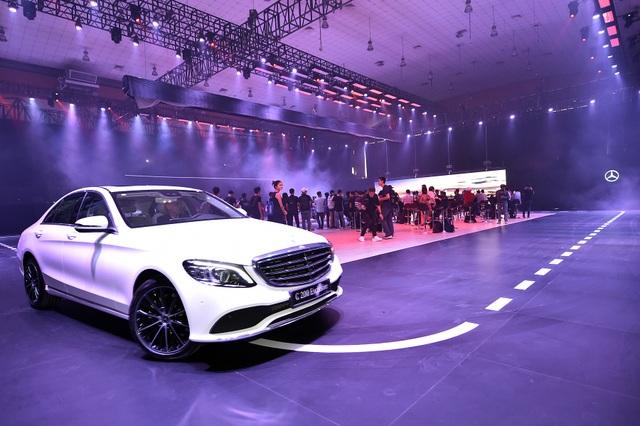 Triển lãm Mercedes-Benz Fascination 2019 - Cảm xúc thăng hoa - 12