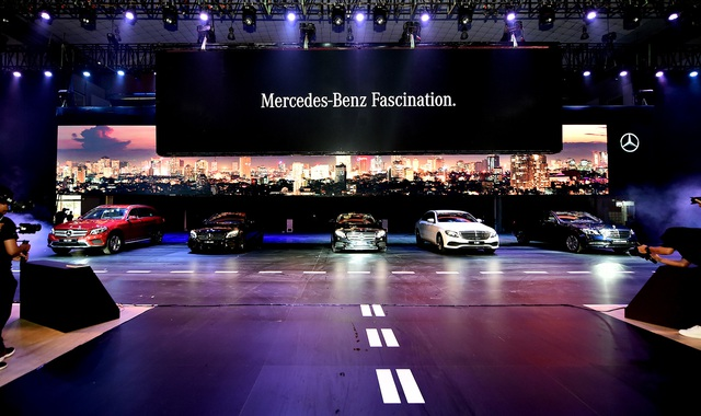 Triển lãm Mercedes-Benz Fascination 2019 - Cảm xúc thăng hoa - 7
