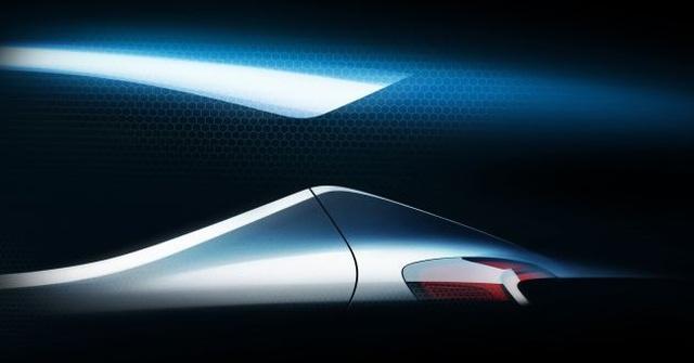 Hyundai nhá hàng mẫu xe mới - 1