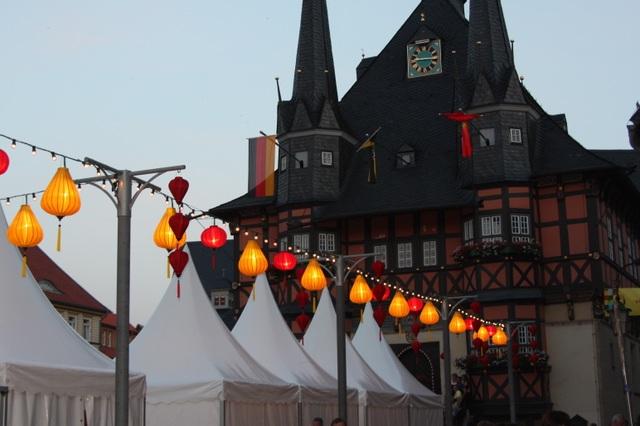 Hội An tham gia lễ hội đèn lồng tại Đức