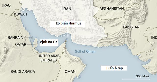 Rò rỉ video tàu chiến Anh tiến vào vùng biển sát Iran - 2