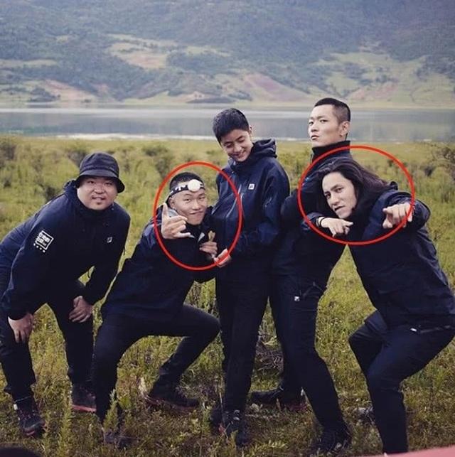 Trần Khôn - Ông bố đơn thân kỳ lạ nhất làng giải trí Hoa ngữ - 4