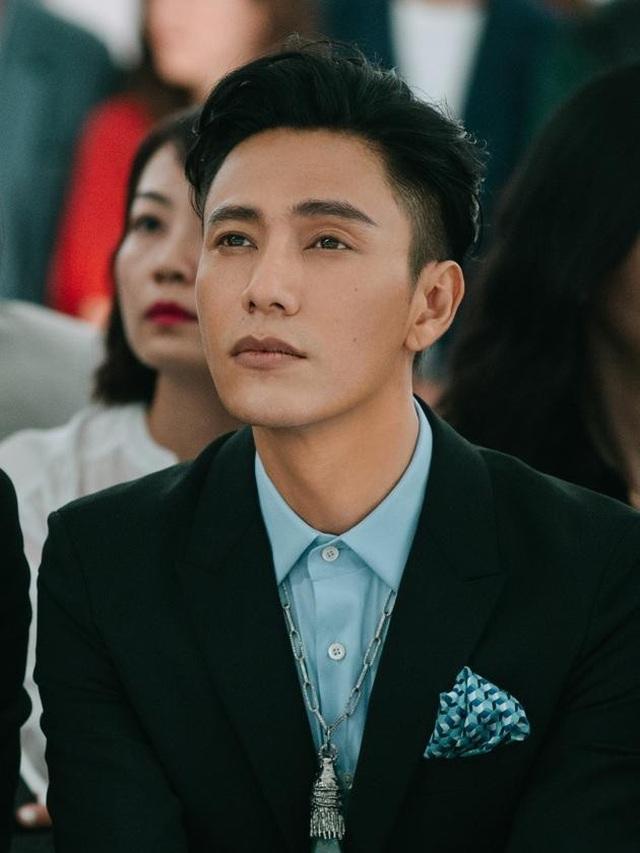 Trần Khôn - Ông bố đơn thân kỳ lạ nhất làng giải trí Hoa ngữ - 2