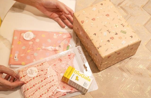 MC Diệp Chi mách mẹ món quà đầu tiên nên tặng cho các bé sơ sinh - 3