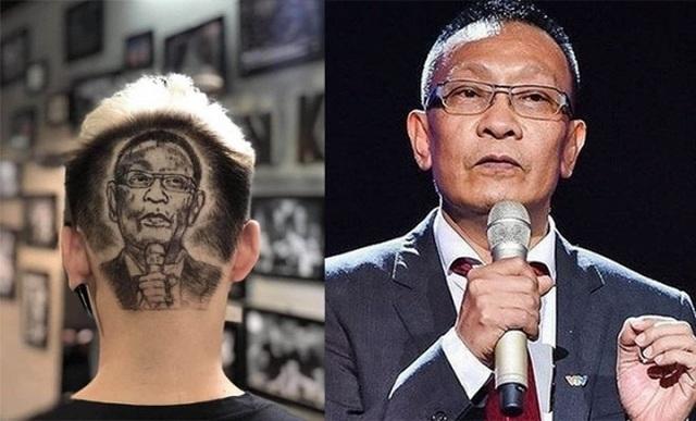 MC Lại Văn Sâm và loạt sao Việt được người hâm mộ khắc hình - 1