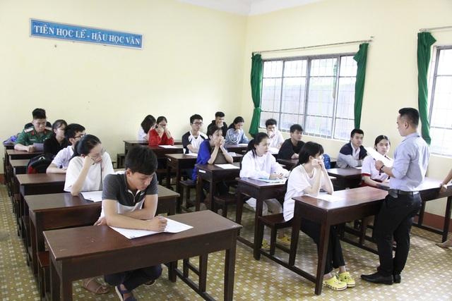Đắk Lắk: Điểm thi môn Ngữ văn cao nhất là 8,75 điểm - 1