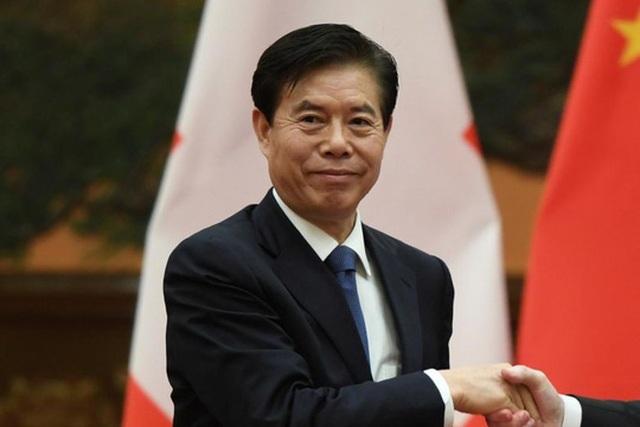 Mỹ bất an vì gương mặt mới trong nhóm đàm phán Trung Quốc - 1