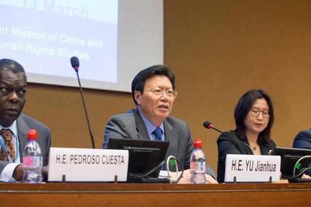 Mỹ bất an vì gương mặt mới trong nhóm đàm phán Trung Quốc - 2