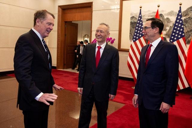 Mỹ bất an vì gương mặt mới trong nhóm đàm phán Trung Quốc - 3