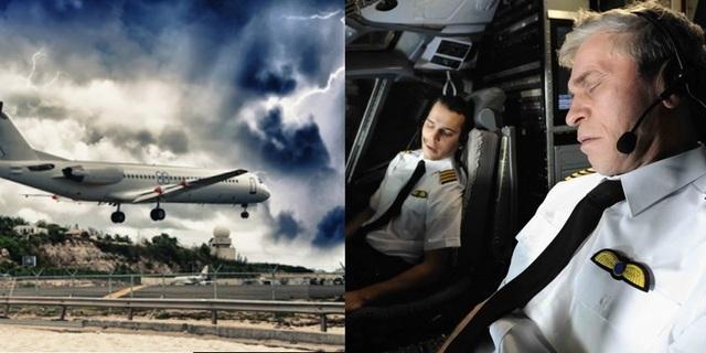 Phi công ngất xỉu đột ngột khi máy bay đang chở 90 người - 1