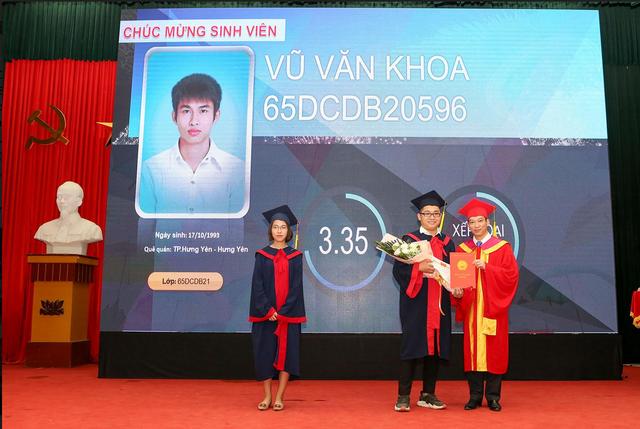 Hàng trăm sinh viên được tuyển dụng ngay trong lễ trao bằng tốt nghiệp - 2