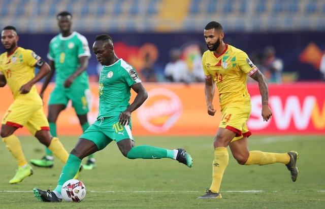 Senegal và Nigeria tiến vào bán kết CAN 2019 - 1