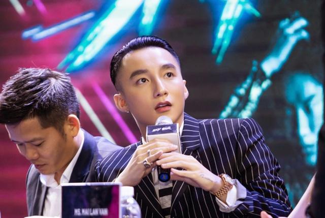 Sơn Tùng M-TP tiết lộ những nghệ sĩ mình ngưỡng mộ nhất - 4