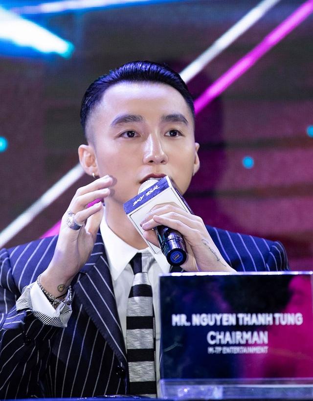 Sơn Tùng M-TP tiết lộ những nghệ sĩ mình ngưỡng mộ nhất - 5