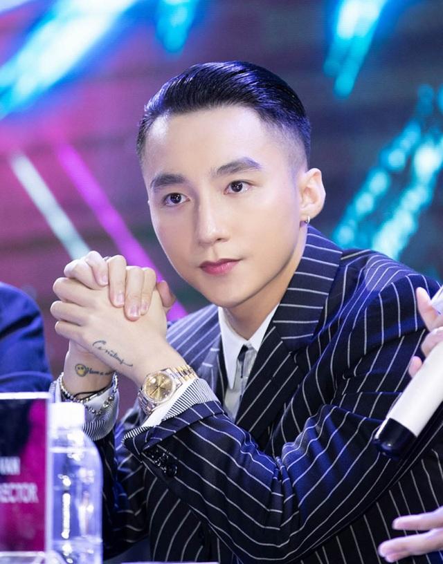Sơn Tùng M-TP tiết lộ những nghệ sĩ mình ngưỡng mộ nhất - 3