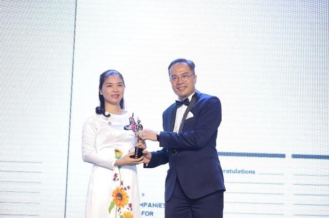 Sun Group lọt Top 50 doanh nghiệp có môi trường làm việc tốt nhất châu Á 2019 - 1