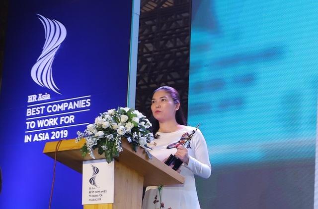 Sun Group lọt Top 50 doanh nghiệp có môi trường làm việc tốt nhất châu Á 2019 - 2