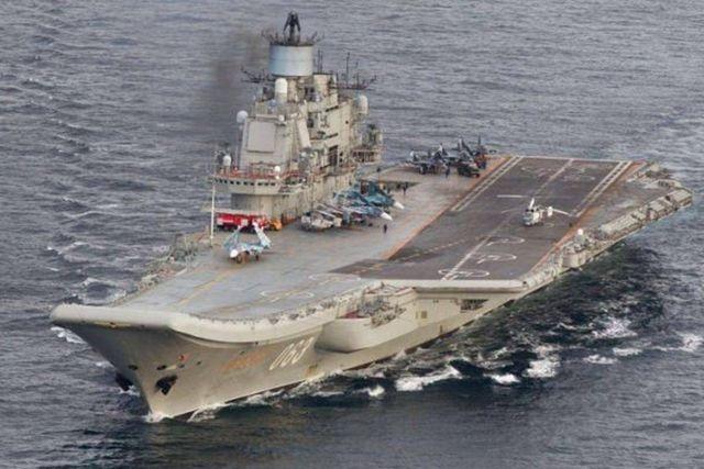 Nga tiết lộ dự án tàu sân bay mới hơn 3 tỷ USD - 1