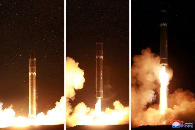 Mỹ thừa nhận tên lửa Triều Tiên có thể phóng tới mọi nơi trên lục địa - 1
