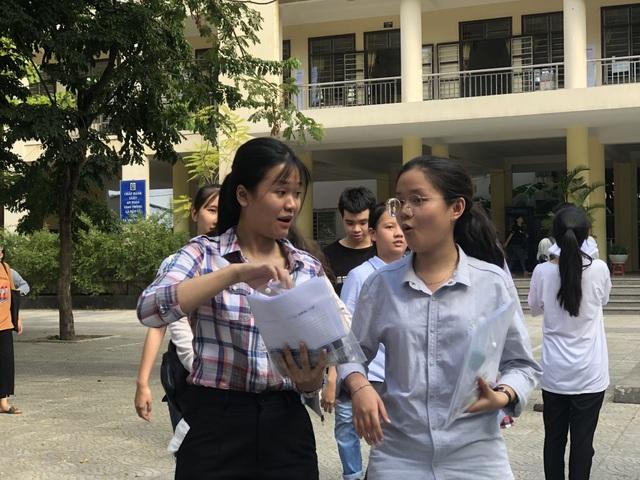 Đà Nẵng đã hoàn thành chấm thi THPT quốc gia 2019 - 1