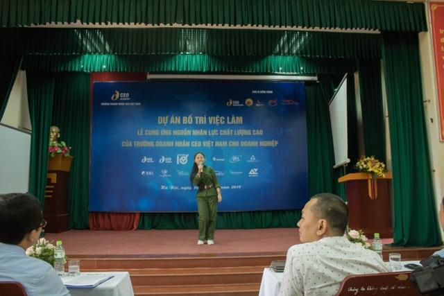 """Không khó để sinh viên Trường Doanh nhân CEO Việt Nam có mức lương """"khủng"""" - 3"""