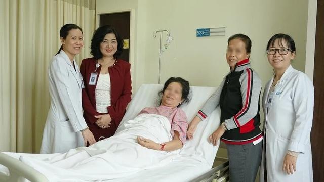 Bác sĩ chẩn đoán sai, bệnh nhân u màng tủy suýt liệt - 2