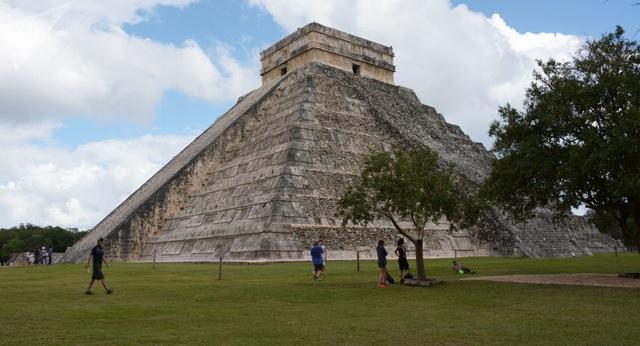 Nguyên nhân chính khiến người Maya bị diệt vong? - 1