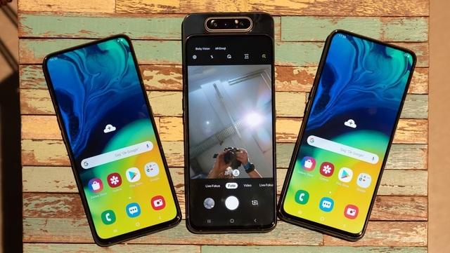 Top 5 điện thoại có màn hình lớn nhất nửa đầu năm 2019