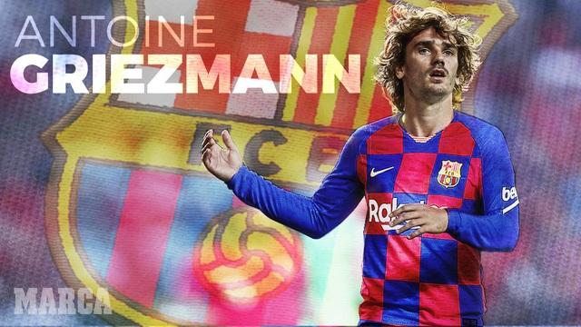 """Barcelona chính thức """"nổ bom tấn"""" Griezmann - 1"""