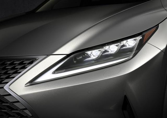 Lexus RX 2020 được trang bị công nghệ đèn LED đặc biệt - 1